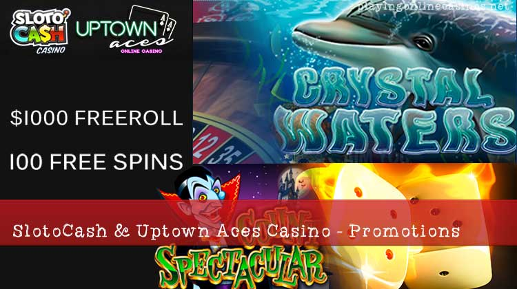 Uptown aces no deposit coupon codes