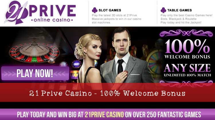 21 Prive Casino Review – Expert Ratings and User Reviews
