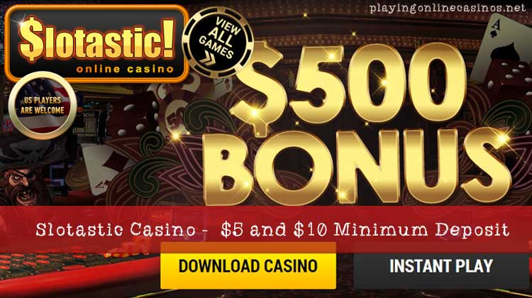 $5 minimum deposit casino australia 2019