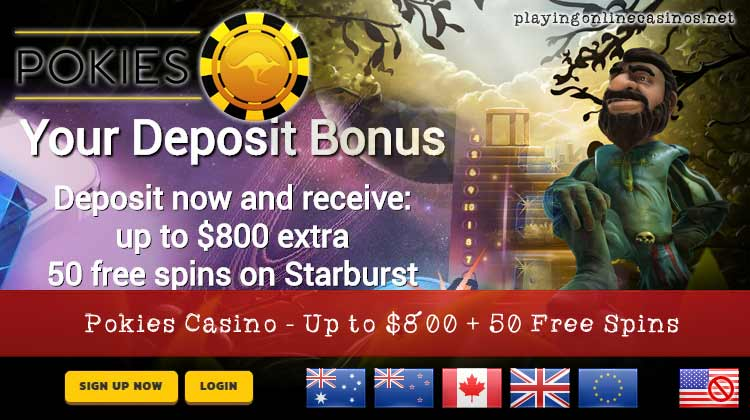 no deposit bonus online casinos 2019
