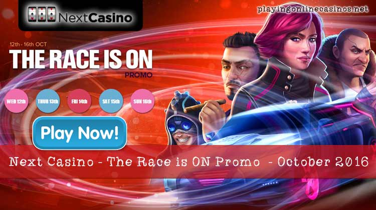 the next online casino bonuses