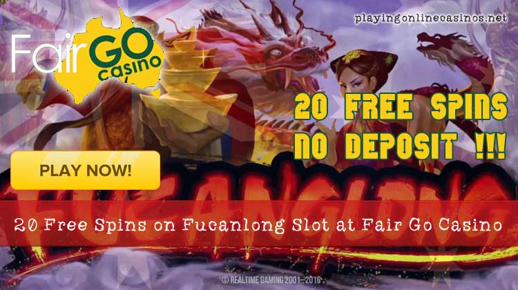 Fair Go Casino Coupon Codes Latest Promotions 2017
