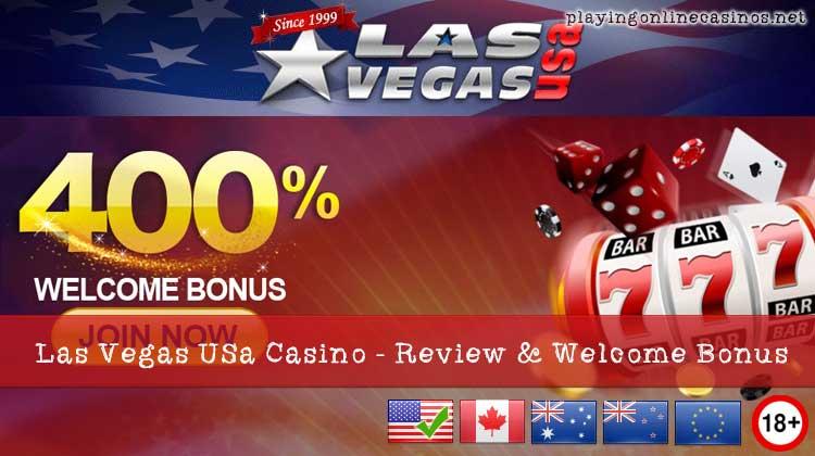 Las Vegas Usa Online Casino Review
